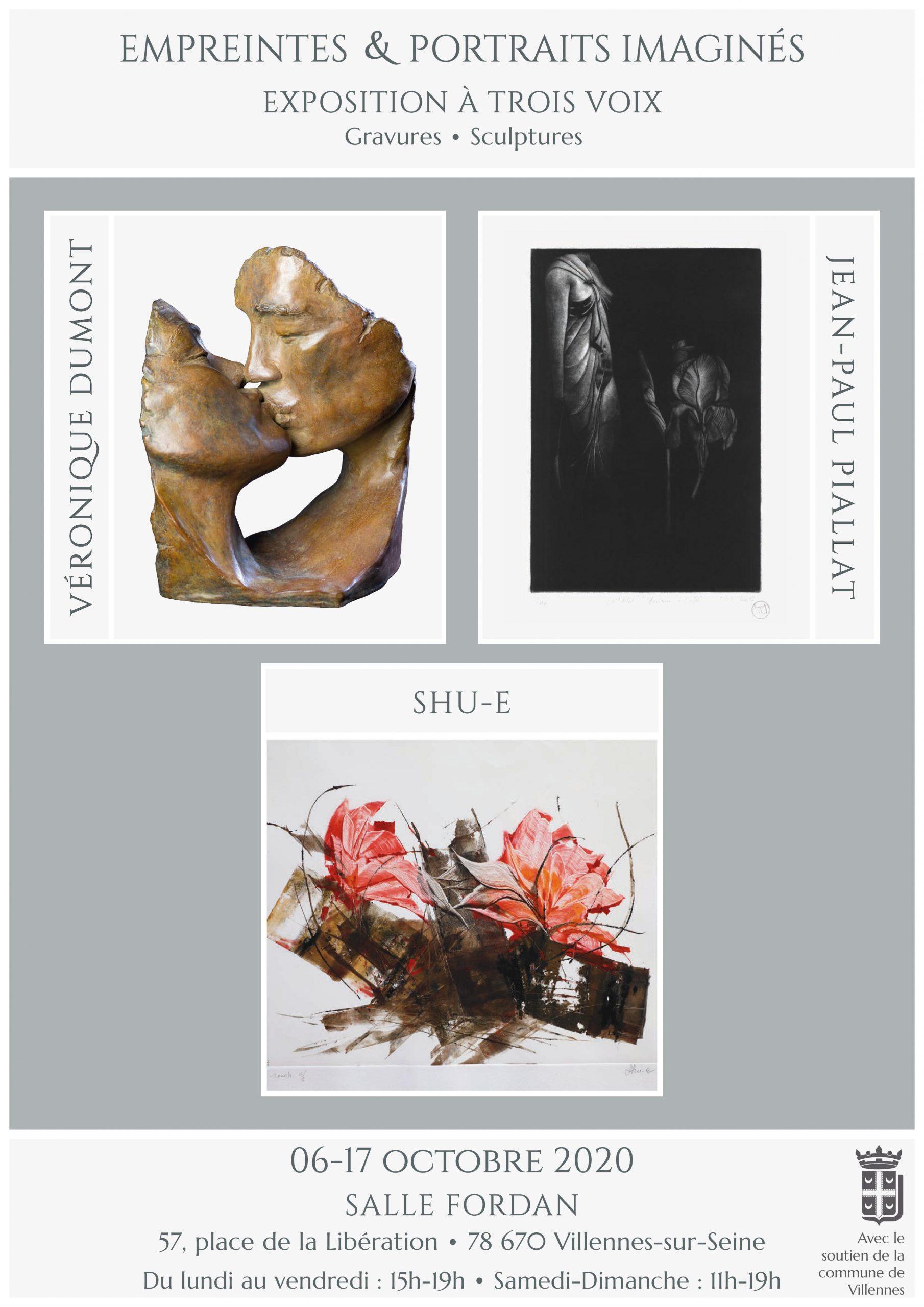 Read more about the article Empreintes & Portraits Imaginés