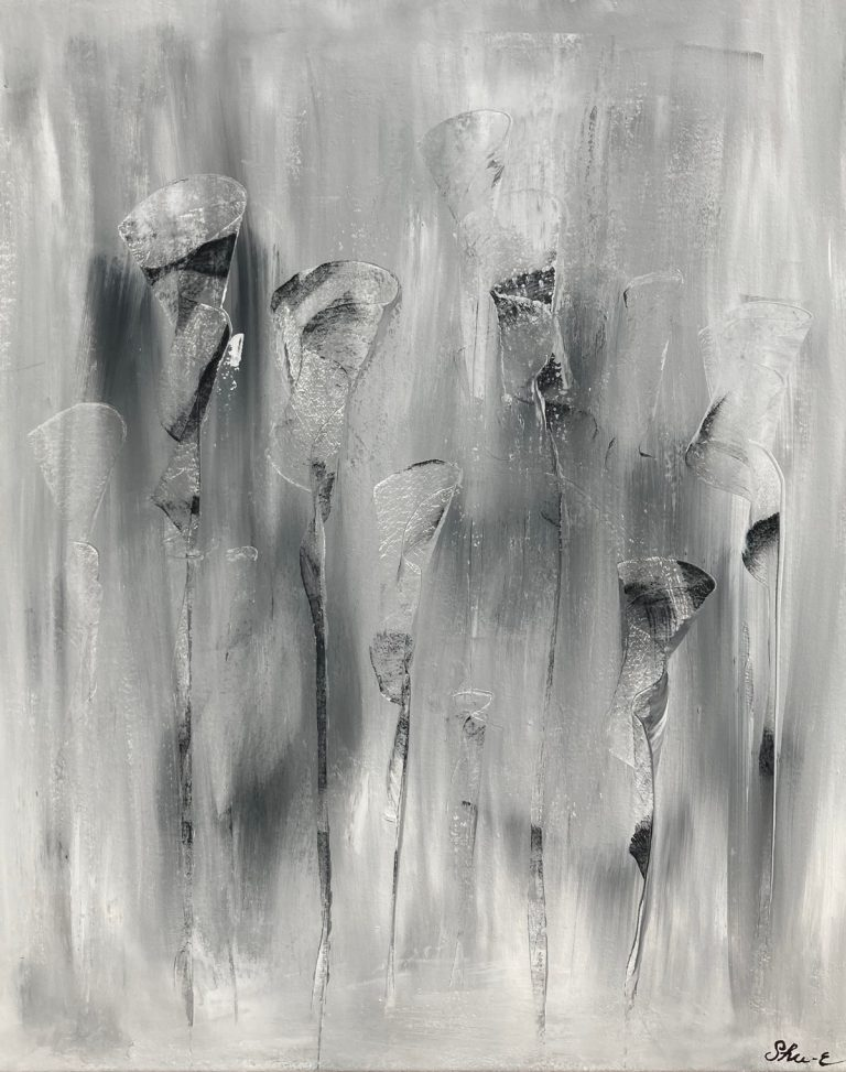 Souvenirs lointains~1 65×50 2021 – 技巧:壓克力畫布